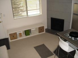 one bedroom apartments across the street from the university of