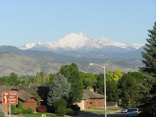 Longmont Colorado Real Estate