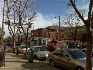 Highlands Square Denver