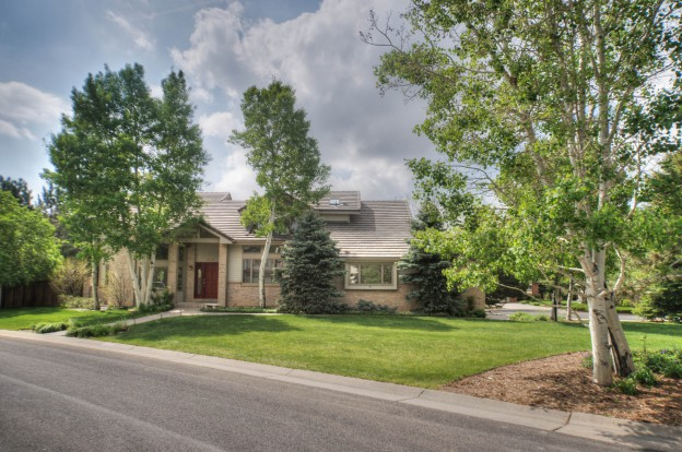 Home For Sale in Louisville Colorado