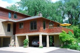 Luxury Townhome Downtown Boulder